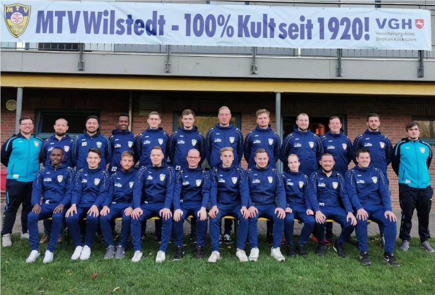 Fussball 2. Herren Mannschaft 2020